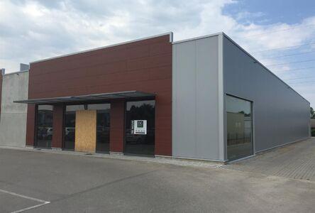 Bedrijfsgebouw te huur in Lanaken
